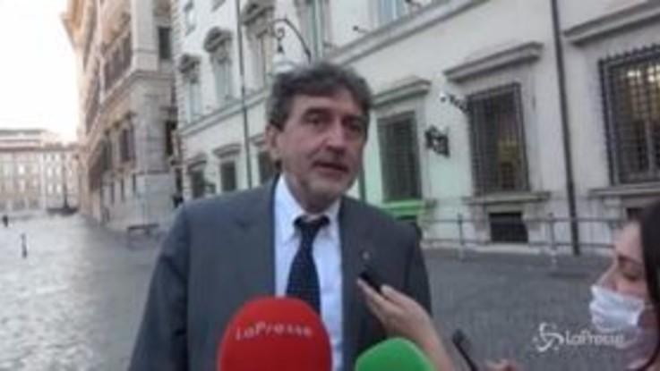 """Sisma, governatore Abruzzo: """"Quarantotto ore per dire al Governo cosa fare"""""""