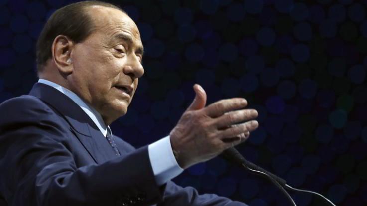 Berlusconi ricoverato  al San Raffaele di Milano