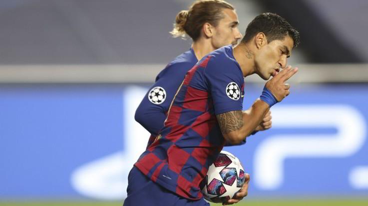 Barça libera Vidal: Inter più vicina. Juve-Suarez, nodo passaporto