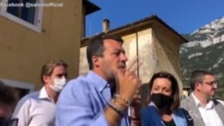 """Scuola, Salvini: """"Dal Governo caos totale"""""""