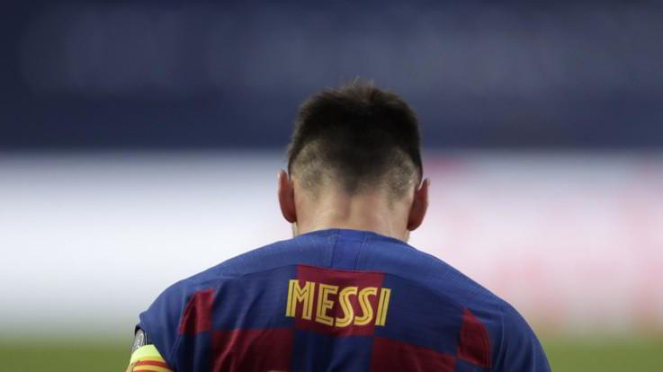 Barcellona, Messi contesta la Liga: Clausola scadeva fine stagione