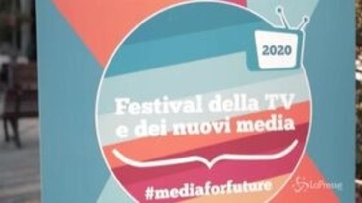 Dogliani, partito il Festival della Tv e dei nuovi media
