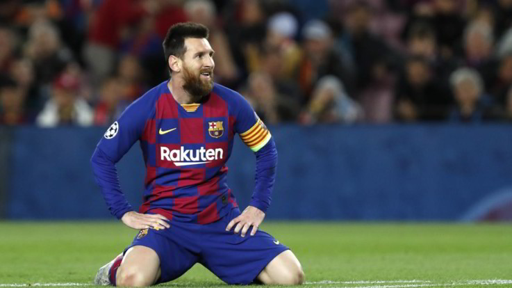 Messi si arrende: Resto al Barcellona ma avrei voluto andarmene
