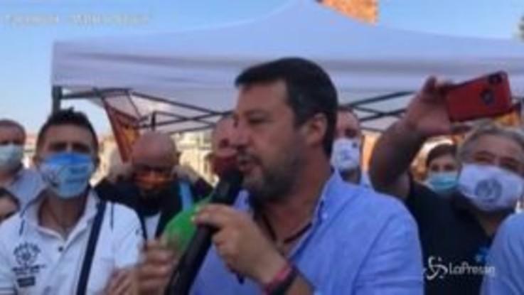 """Regionali, Salvini: """"Da Veneto trionfo democrazia che stupirà il mondo"""""""