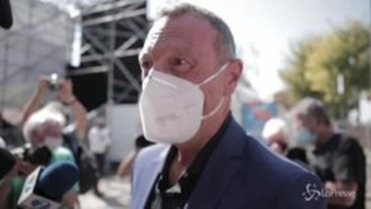 """Sanremo, Amadeus: """"Vogliamo essere ottimisti e sperare che a marzo si possa tornare alla normalità"""""""