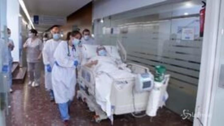 Coronavirus: in lieve calo i contagi in Italia, 16 i decessi