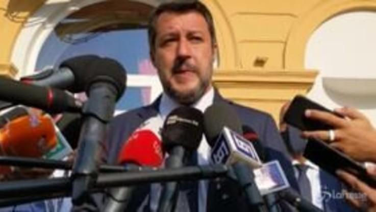 """Tlc, Salvini: """"Con nostro governo cambieremo la legge Gasparri"""""""
