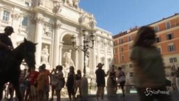 Turismo in crisi, perdite per 100 miliardi
