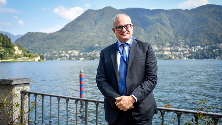 Gualtieri: Impegno è avere un'Italia migliore alla fine della crisi