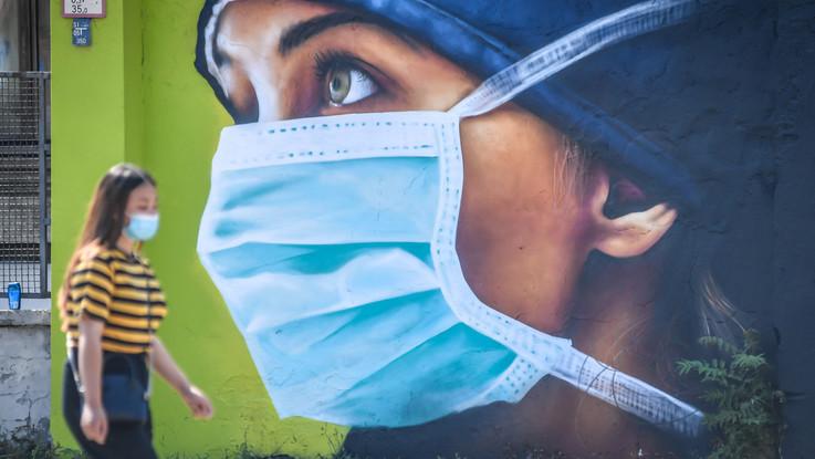 Coronavirus, 1297 nuovi casi e 8 decessi