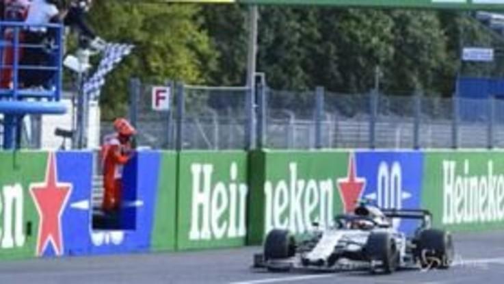 F1, a Monza vince Gasly: ritirati Leclerc e Vettel