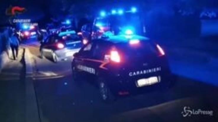 'Ndrangheta, maxi operazione: numerosi arresti per droga e sequestri di persona