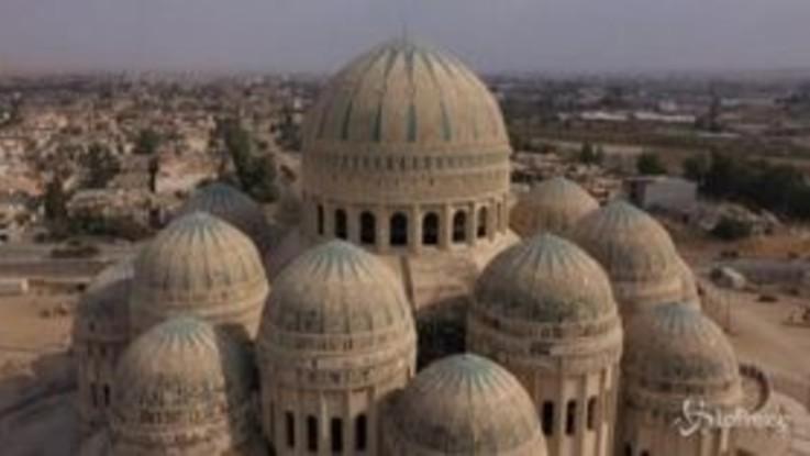 Iraq, riprende la costruzione della Grande moschea di Mosul