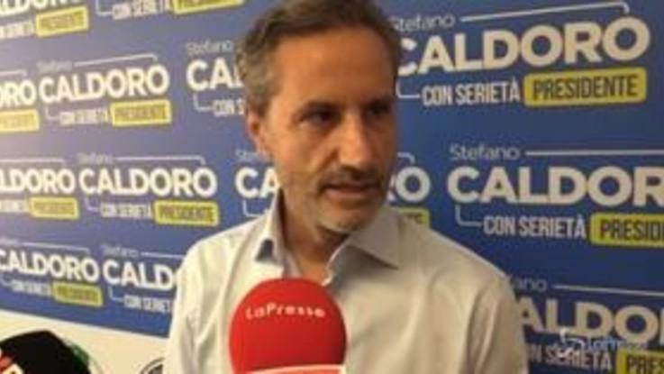 """De Luca indagato, Caldoro: """"Il suo clan favorisce solo gli amici"""""""