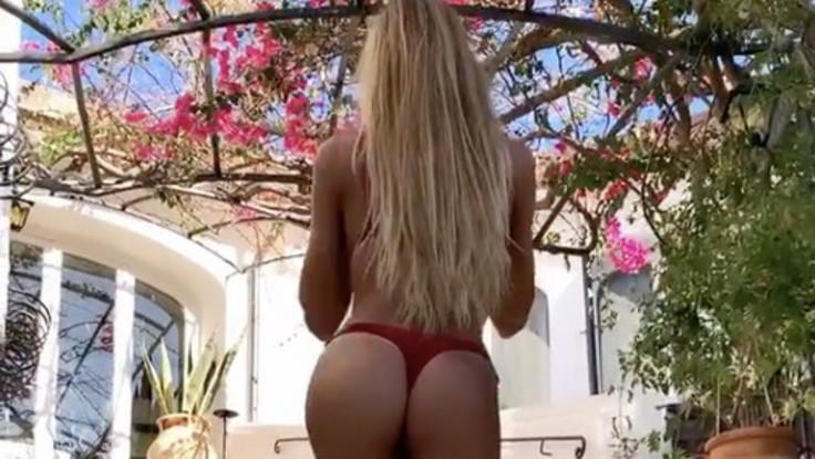 sexy-instagram, Taylor Mega, un lato B da bang