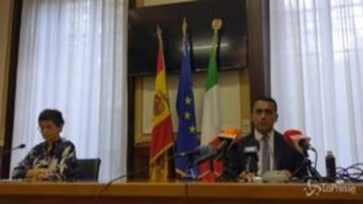 """Mediterraneo Orientale, Di Maio: """"Solidarietà a Cipro e Grecia ma serve ridurre tensioni"""""""