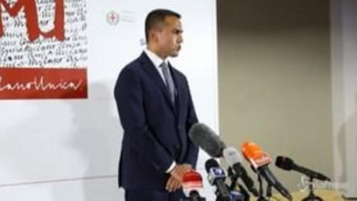 """Riforme, Di Maio: """"Dopo taglio parlamentari procederemo per step"""""""