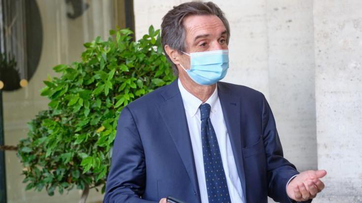 Coronavirus, Consiglio regionale Lombardia respinge sfiducia a Fontana