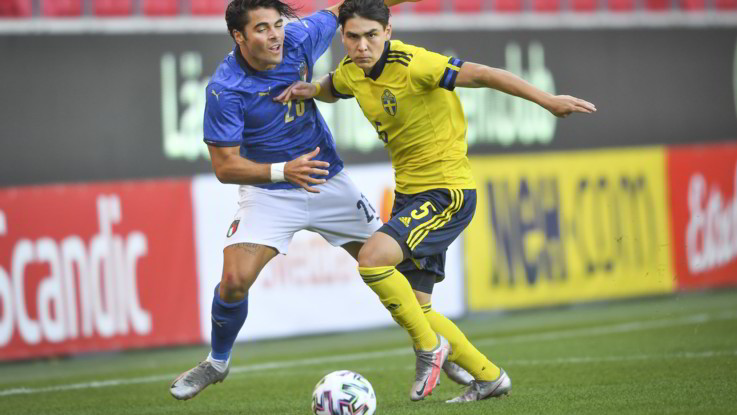 Calcio, Under21: Italia crolla 3-0 con la Svezia