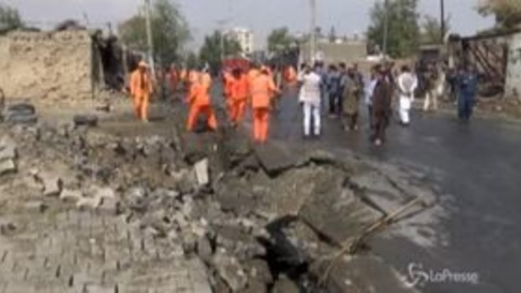 Afghanistan, almeno 10 morti e 15 feriti nell'attentato al vicepresidente