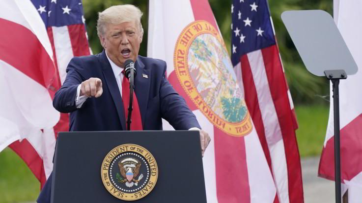 Coronavirus, Trump ammette: Sapevo del pericolo, ho minimizzato