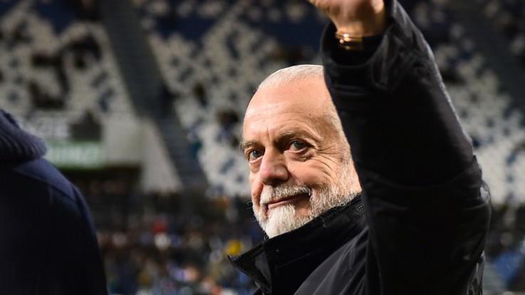 Serie A, il patron del Napoli De Laurentiis positivo al coronavirus