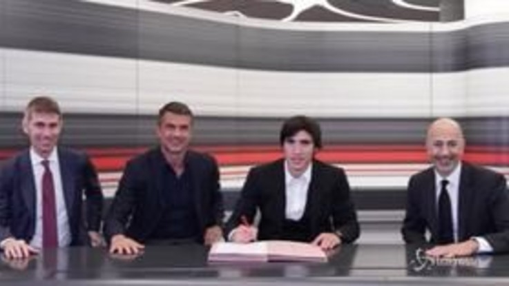 Milan, Tonali è ufficialmente rossonero