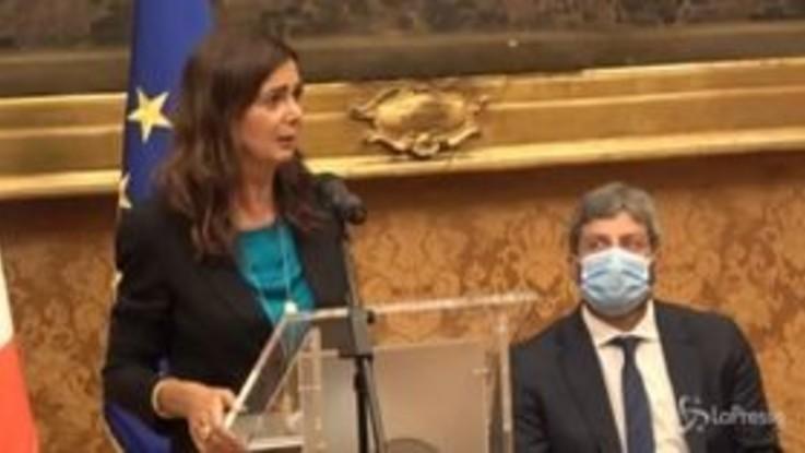 """Boldrini: """"La partita del Recovery Fund va giocata anche per ridurre divario di genere"""""""