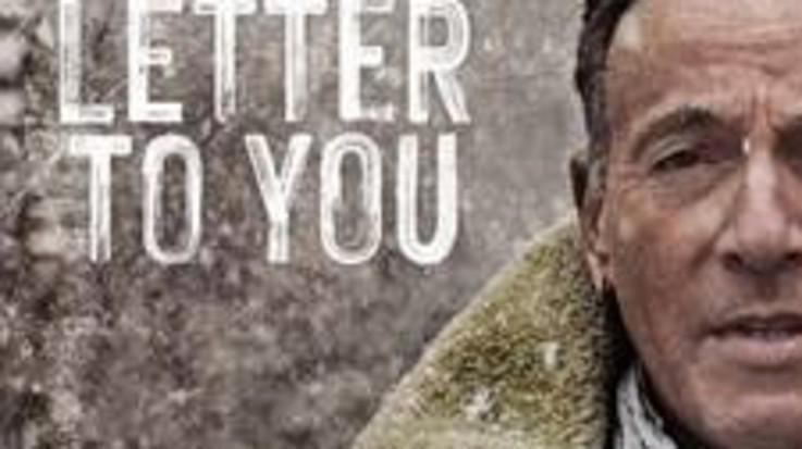 """Nuovo disco per Bruce Springsteen: il 23 ottobre  esce l'album """"Letter to You"""""""