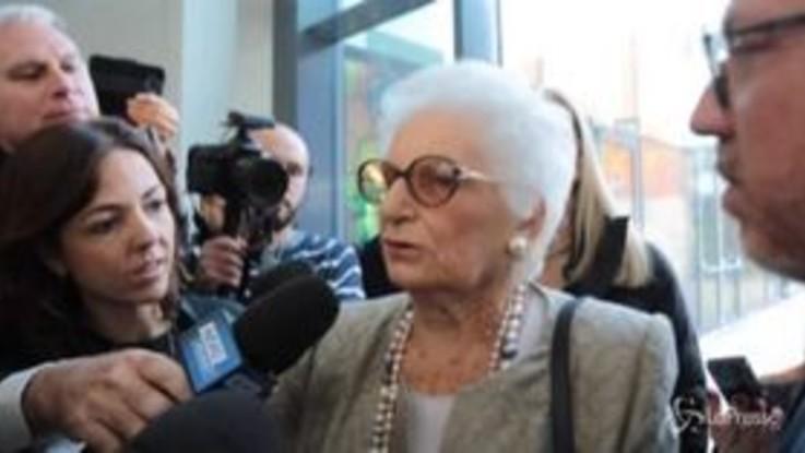 Liliana Segre compie 90 anni, gli auguri di Mattarella