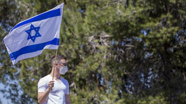 Nuovo lockdown in Israele: stop di 2 settimane