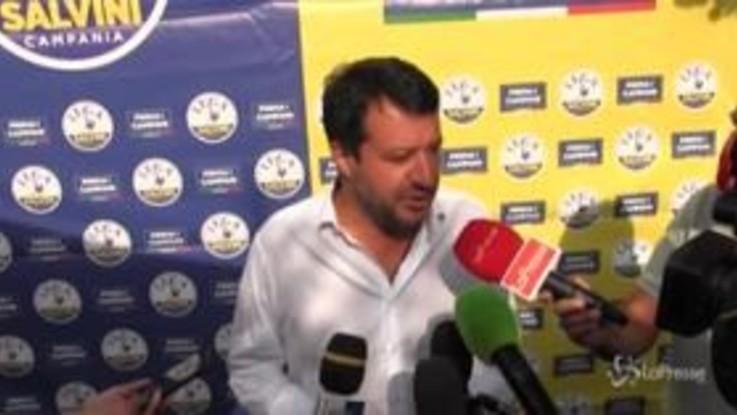 """Arresti commercialisti vicini a Lega, Salvini: """"Finirà in nulla, cercano soldi che non ci sono"""""""