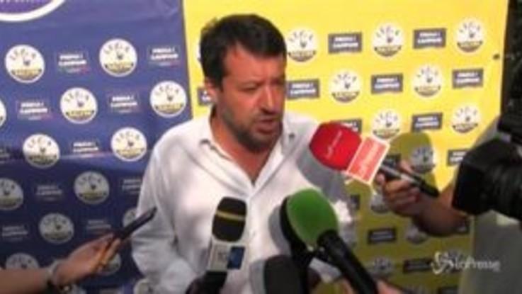 """Scuola, Salvini: """"Totale incompetenza del governo, situazione assurda"""""""