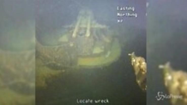 Scoperto relitto di una nave nazista al largo delle coste della Norvegia