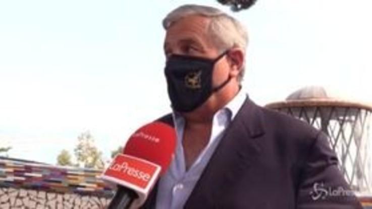"""Tajani: """"Vittoria 7 a 0 non è impossibile"""""""
