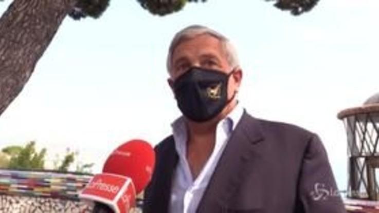 """Berlusconi, Tajani: """"Tutto volge al bello"""""""