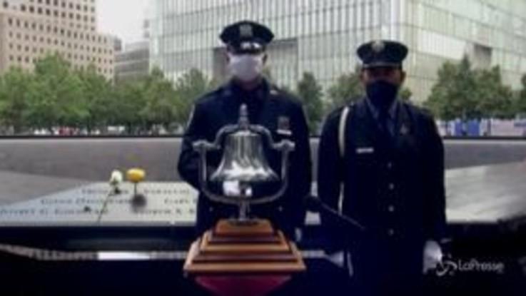 Undici settembre, 19 anni dopo le commemorazioni a Ground Zero