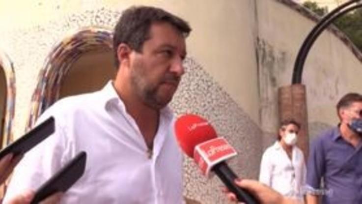"""Willy, Salvini: """"Condanna totale, bestie che non meritano nessuna comprensione"""""""