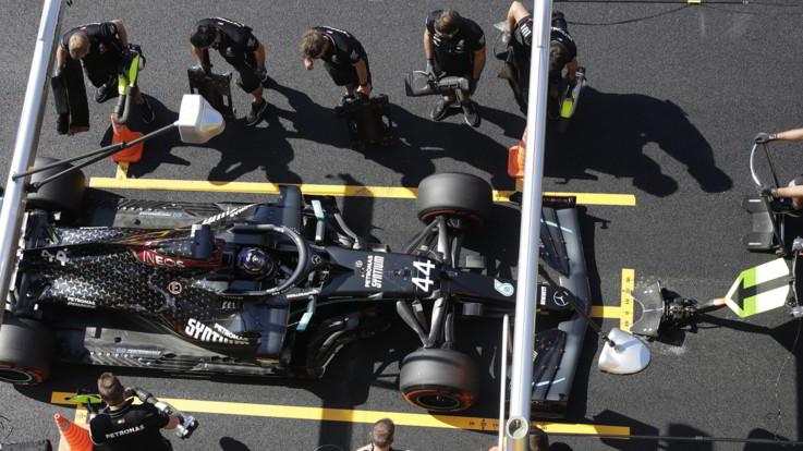 Gp Toscana: Hamilton in pole al Mugello, Leclerc quinto