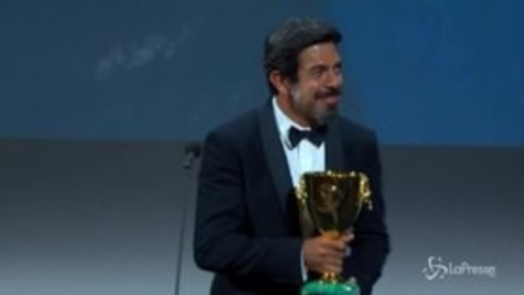 Venezia: Leone d'Oro a 'Nomadland', Favino vince Coppa Volpi