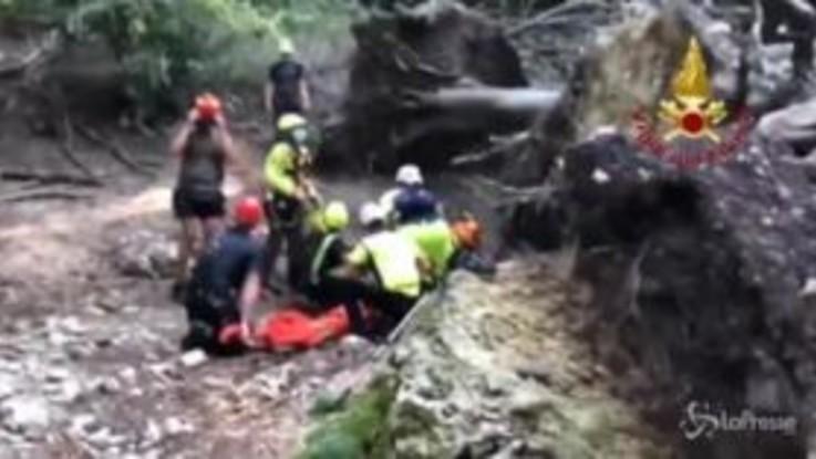 Varese, ritrovato dopo tre giorni l'anziano disperso a Orino