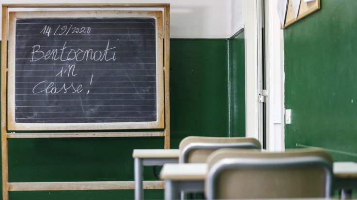 Scuola: Suona la campanella. Quasi 6 milioni gli studenti in classe