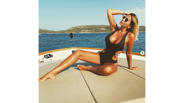 Simona Salvemini, l'ex gieffina sempre piu' sexy su Instagram