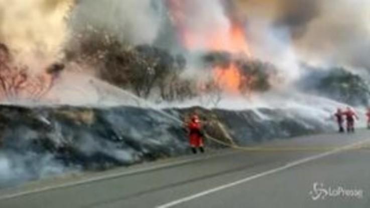 Galizia: 3000 ettari di bosco bruciati dalle fiamme