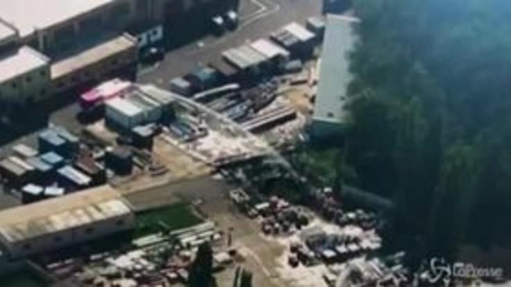 Repubblica ceca: esplosione in un deposito di munizioni della polizia, non ci sarebbero vittime
