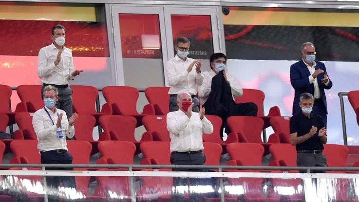 Bundesliga al via con spettatori: stadi potranno ospitare 20% capienza