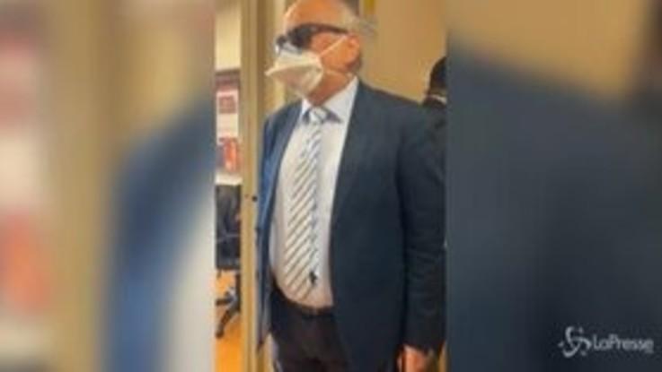 """Fondi Lega, avvocato di Alberto Manzoni: """"Si ritiene estraneo ai fatti"""""""