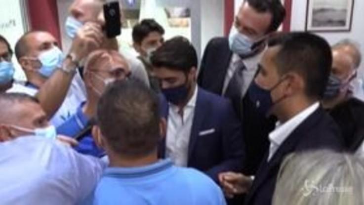 """Operai Whirlpool incontrano Di Maio: """"Non può pagare sempre il Sud"""""""