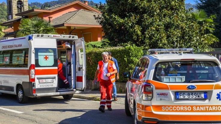 Livorno, muore bambino di 5 anni investito da scuolabus
