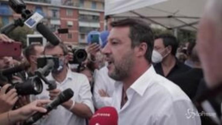 """Scuola, Salvini: """"Merita certezze, Azzolina si dimetta"""""""